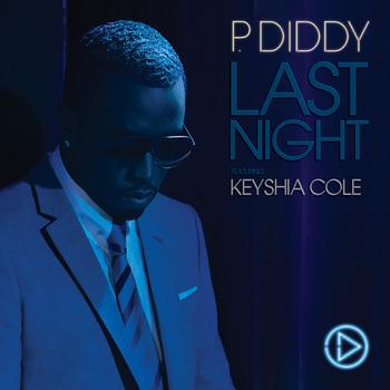 Diddy Last Night (feat. Keyshia Cole) cover art