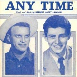 Herbert Happy Lawson Any Time cover art