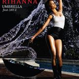 Umbrella sheet music by Rihanna featuring Jay-Z
