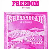 Freedom sheet music by Peter Udell