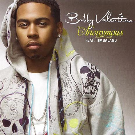 Bobby Valentino Anonymous (feat. Timbaland) cover art