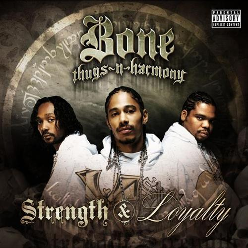 Bone Thugs-N-Harmony I Tried (feat. Akon) cover art