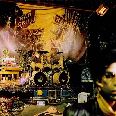 Prince Sign O' The Times cover art