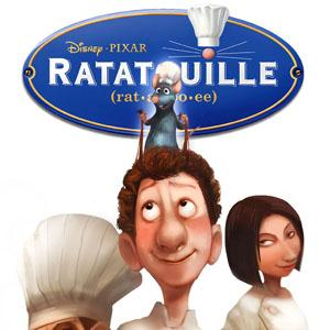 Camille Le Festin (from Ratatouille) cover art
