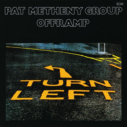 Pat Metheny James cover art