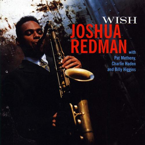 Joshua Redman Whittlin' cover art