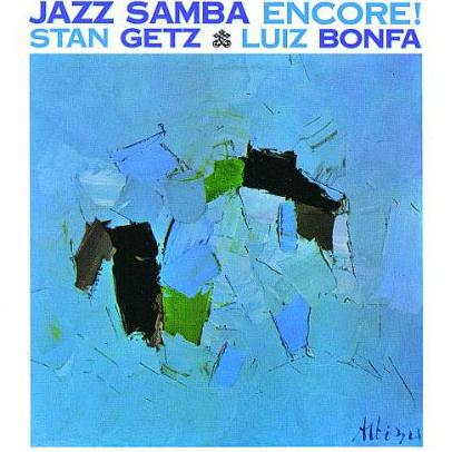 Antonio Carlos Jobim So Danco Samba (Jazz 'N' Samba) cover art