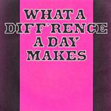 What A Diff'rence A Day Made sheet music by Stanley Adams