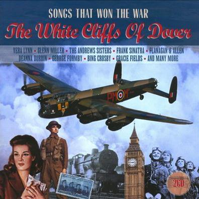 Nat Burton (There'll Be Bluebirds Over) The White Cliffs Of Dover cover art