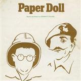 Paper Doll sheet music by Johnny S. Black