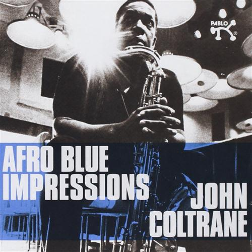 John Coltrane Afro Blue cover art