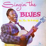 You Upset Me Baby sheet music by B.B. King
