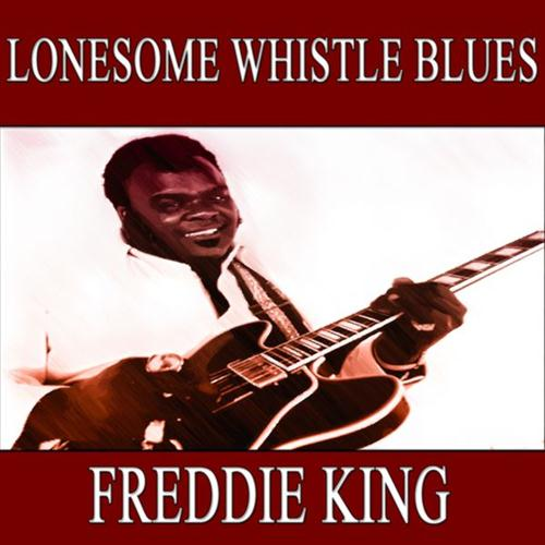 Rudy Toombs Lonesome Whistle Blues cover art