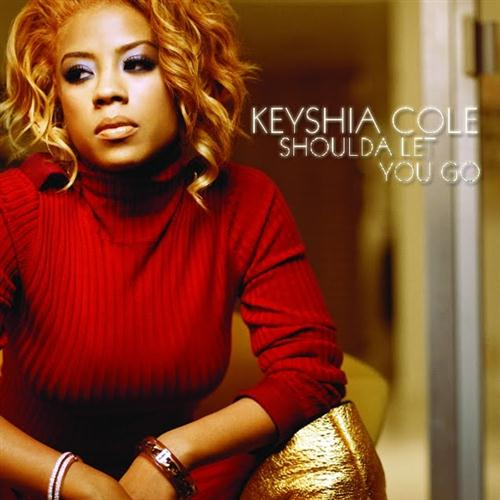 Keyshia Cole Introducing Amina Shoulda Let You Go cover art