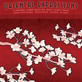 Japanese Cherry Blossoms sheet music by Joyce Schatz Pease