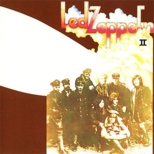 Led Zeppelin Bring It On Home cover art