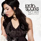 No Air sheet music by Jordin Sparks with Chris Brown