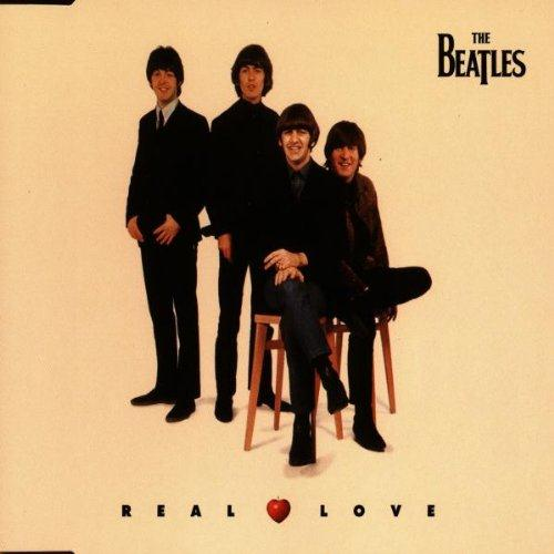 John Lennon Real Love cover art