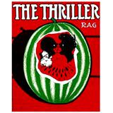 The Thriller Rag sheet music by May Aufderheide