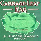 Cabbage Leaf Rag sheet music by Les C. Copeland