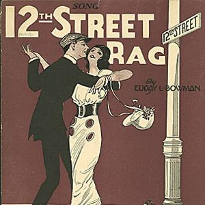 Euday L. Bowman Twelfth Street Rag cover art