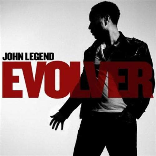 John Legend Green Light cover art