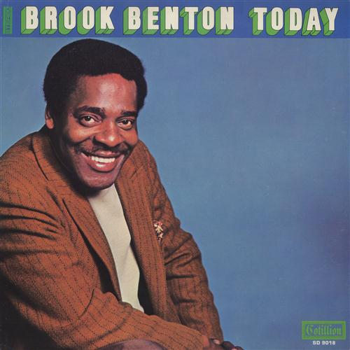 Brook Benton A Rainy Night In Georgia cover art