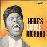 Lucille sheet music by Little Richard