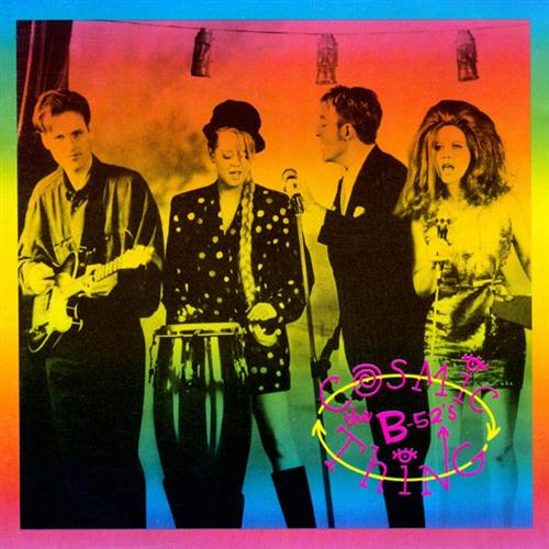 The B-52's Love Shack cover art