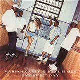 One Sweet Day sheet music by Mariah Carey and Boyz II Men