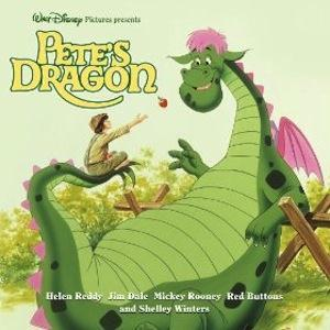 Kasha & Hirschhorn Candle On The Water (from Walt Disney's Pete's Dragon) cover art