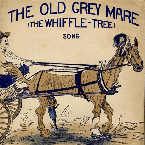 J. Warner The Old Gray Mare cover art