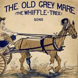 The Old Gray Mare sheet music by J. Warner
