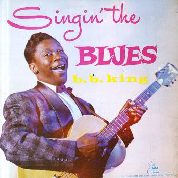 B.B. King Ten Long Years cover art