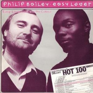 Phil Collins & Philip Bailey Easy Lover cover art
