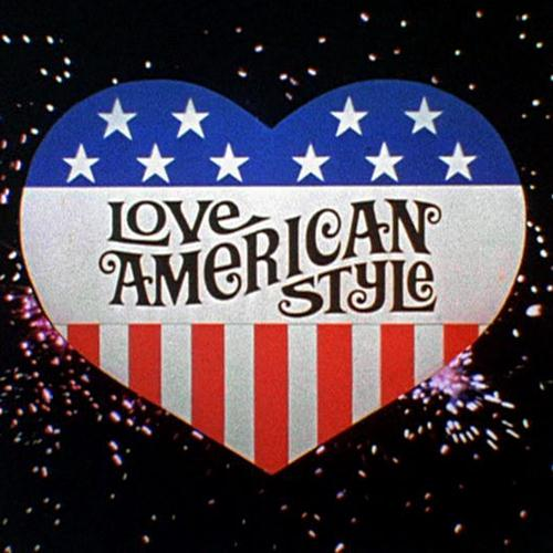 Arnold Margolin Love American Style cover art
