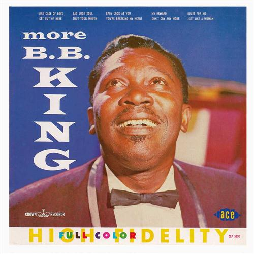 B.B. King Just Like A Woman cover art