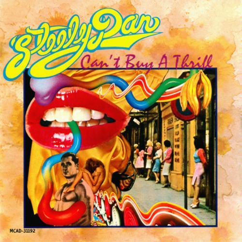 Steely Dan Do It Again cover art