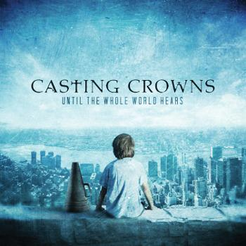 Casting Crowns Blessed Redeemer cover art