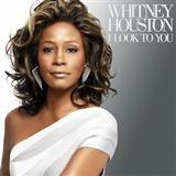 I Look To You sheet music by Whitney Houston