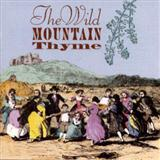 Wild Mountain Thyme sheet music by Traditional Scottish Folksong