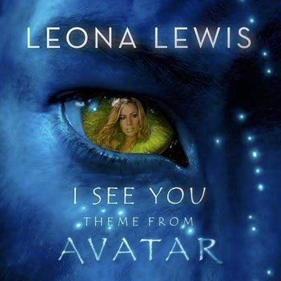 Leona Lewis I See You (Theme From Avatar) cover art