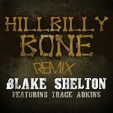 Hillbilly Bone (feat. Trace Adkins) sheet music by Blake Shelton