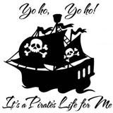 Yo Ho (A Pirate's Life For Me) sheet music by George Bruns