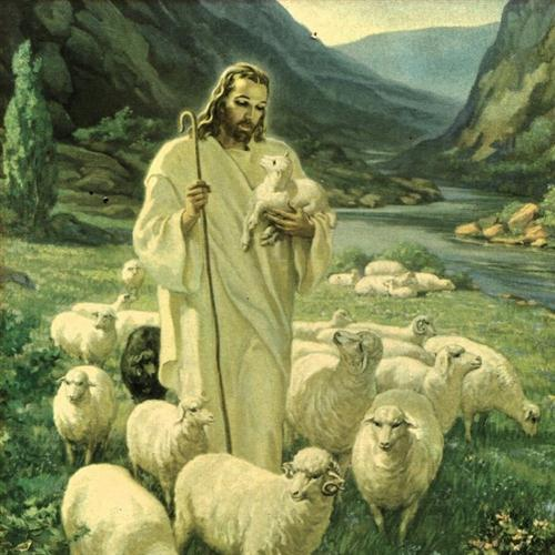 Jessie S. Irvine The Lord's My Shepherd, I'll Not Want cover art