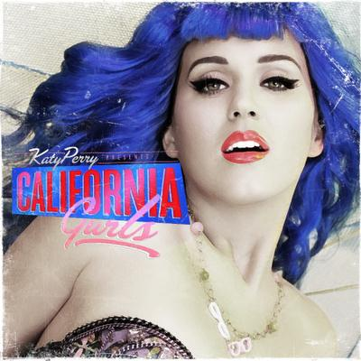 Katy Perry featuring Snoop Dogg California Gurls cover art