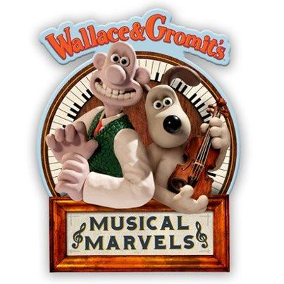Julian Nott Wallace And Gromit Theme cover art