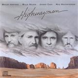 The Highwayman sheet music by The Highwaymen