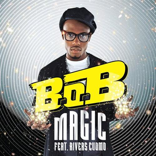 B.o.B Bright Lights Bigger City/Magic (feat. Rivers Cuomo) cover art