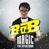 Bright Lights Bigger City/Magic (feat. Rivers Cuomo) sheet music by B.o.B